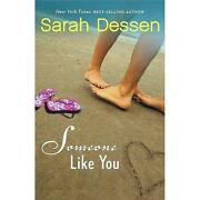 Someone Like You Sarah Dessen