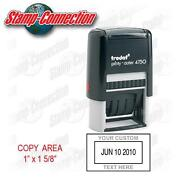 Self Inking Date Stamp