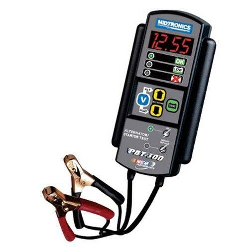 Midtronics Battery Tester : Midtronics pbt advanced battery conductance diagnostic
