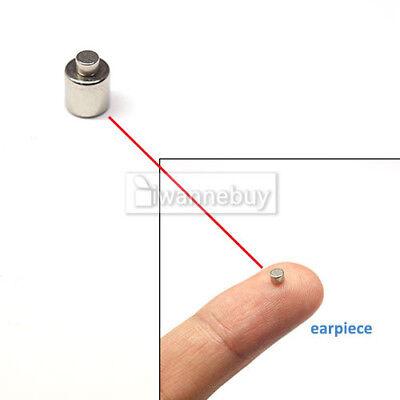 Invisible Hidden Wireless Secret Spy Ear Earphone Earpiece for Mobile Phone