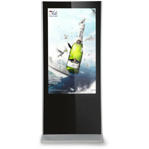 """Astar 55"""" inches LCD Large Format Kiosk"""