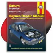 Saturn Repair Manual