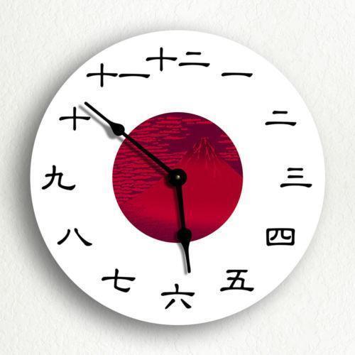 Japanese Clock Ebay