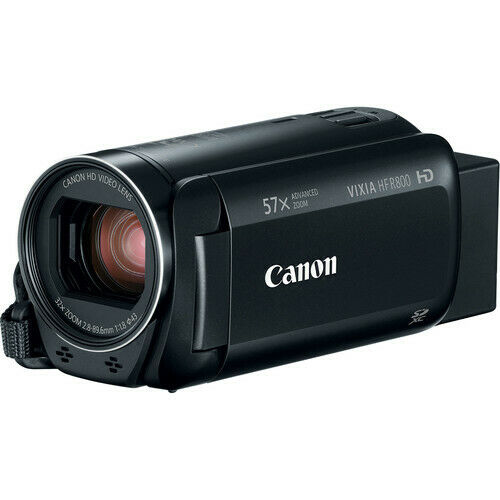 Canon VIXIA HF R800 Camcorder (Black) USA MODEL - CANON WARRANTY