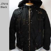 Mens Cargo Jacket