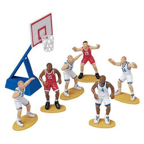 Basketball Cake Topper