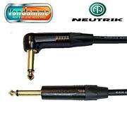 Van Damme Guitar Cable
