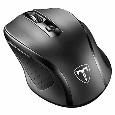 Best Wireless Mouse for Every Laptop Cordless Gaming Small Black