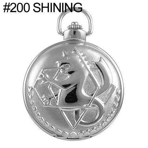 Fullmetal Alchemist Pocket Watch   eBay