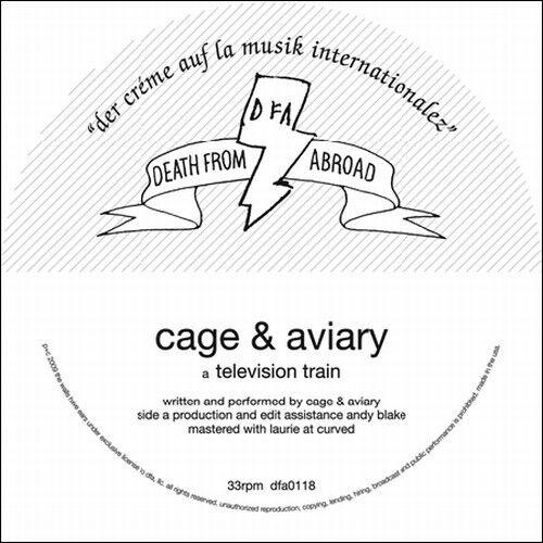 Cage & Aviary - Television Train [New Vinyl]