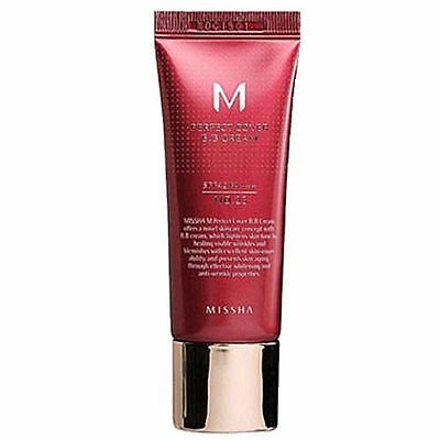 [MISSHA] M Perfect Cover BB Cream #21/ 20ml (SPF42/PA+++) 20ml