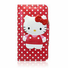 Hello Kitty Wallet Cases for Samsung Galaxy S5