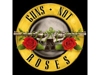 Axl Rose required for Guns n Roses tribute band