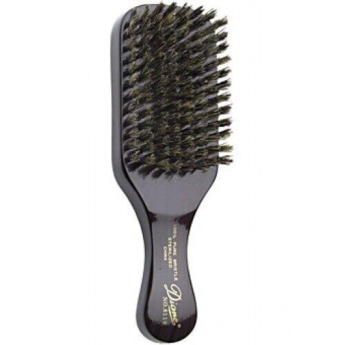 Diane #8118 Medium Bristle Club Hair brush 100% Boar Bristle