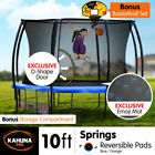 Kahuna Outdoor Play Trampolines