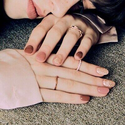 Ohora Self Gel nail art stickers nail patch 30 pcs N Heimish