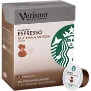Starbucks Coffee Pods
