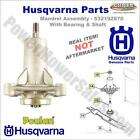 Husqvarna Mower Parts