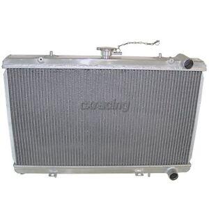 ALUMINUM-RADIATOR-DUAL-CORE-For-240SX-S13-S-13-KA24-CA18DET-RB20-KA24DE-KA24E