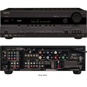 TX-SR505 7.1-Channel Home Theater Receiver