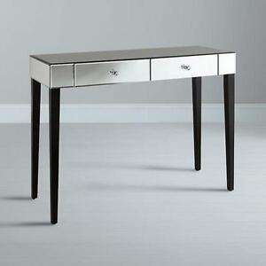 Mirrored table ebay - Table console miroir ...