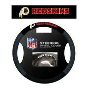 Redskins Steering Wheel Cover