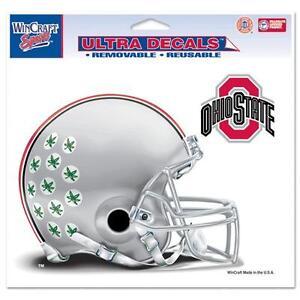 save off 15bb7 ac6c7 Ohio State Helmet Decals