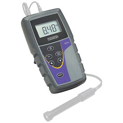 Oakton Wd-35643-10 Do 6 Dissolved Oxygen Meter Wsol. Caps Boot