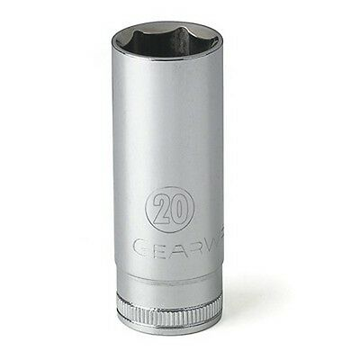 Gearwrench 80406 20mm 6 Point Deep Metric Socket 3/8