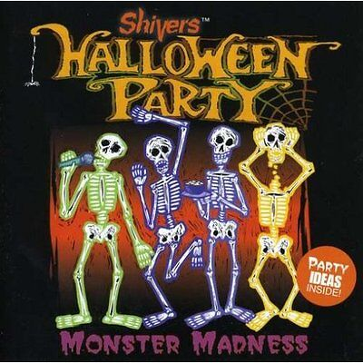 Shivers HALLOWEEN PARTY: MONSTER MADNESS - VINTAGE CLASSIC SPOOKY MUSIC & SOUNDS