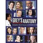Grey's Anatomy 1-6
