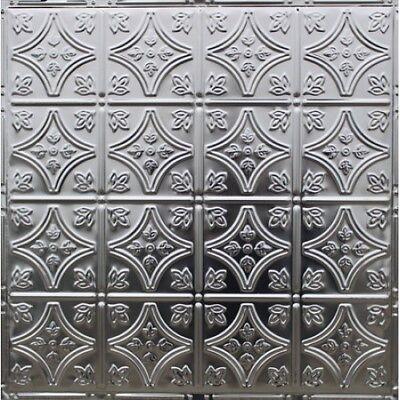 103-Tin Ceiling Tiles - Unfinished - Nailup, 10 pcs per box