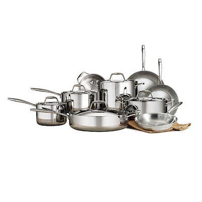 Member's Mark Tri-Ply Clad 14-Pc. Cookware Set NO TAX Tri Ply Set