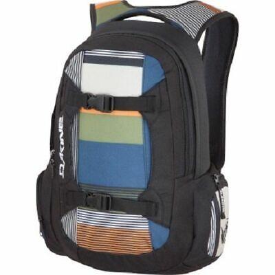 Dakine MISSION 25L Horizon Multi Vertical Board Carrier Laptop Goggle Backpack Dakine Mission Laptop Backpack