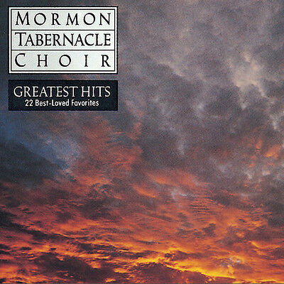 Mormon Tabernacle Choir   Greatest Hits  New Cd