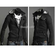 Mens Hooded Coat XXL