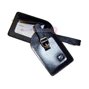 New-Leather-Luggage-ID-Tags-High-Quality-For-Travel