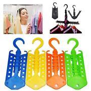 Folding Coat Hanger