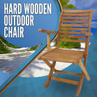 Timber Outdoor Armchairs
