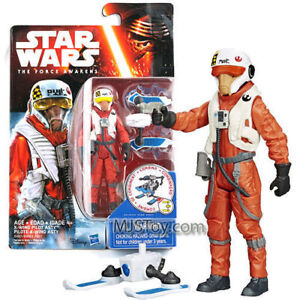 STAR WARS E7 SINGLE FIGURE AT TEDDY N ME