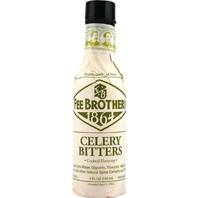 Fee Brothers Celery Cocktail Bitters - 5 oz - 2 Pack