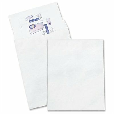 Quality Park R5106 Tyvek Jumbo Mailer Side Seam 14 14 X 20 White 25box