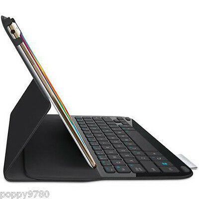 NEW Logitech Type-S Wireless Keyboard Folio Case for Samsung Galaxy Tab S 10.5
