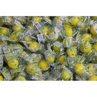 Lemonhead candy 1lb, 2lb, 3lb, 5lb, or 10lb bulk deal - sweet & sour Lemon Head