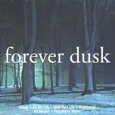 FOREVER DUSK MUSIC CD by the HIT CREW ~ Party Supplies Dancing Songs symphony - Halloween Dance Songs