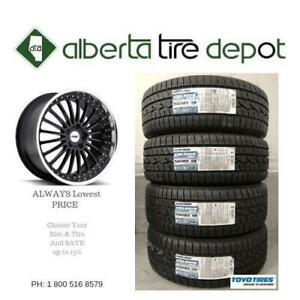 10% SALE LOWEST Price OPEN 7 DAYS Toyo Tires All Weather 225/50R18 Toyo Celsius Shipping Available Trusted Business