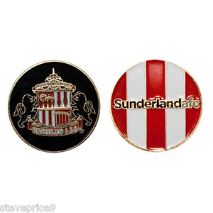SUNDERLAND FOOTBALL CLUB GOLF BALL MARKER