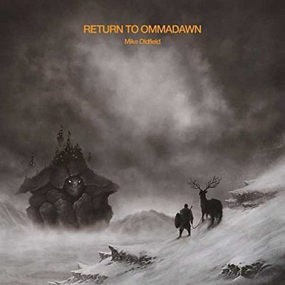 MIKE OLDFIELD Return To Ommadawn 180gram half speed mastered vinyl LP new/sealed