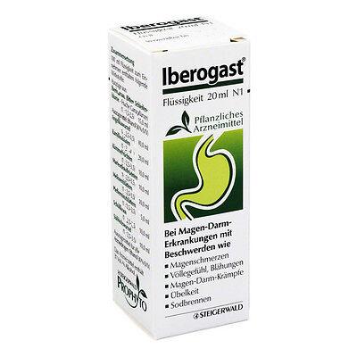 IBEROGAST TINKTUR 20ml PZN: 0514644 (37,20€/100 ml)