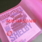 Pink Car & Truck Headlight & Tail Light Covers without Warranty